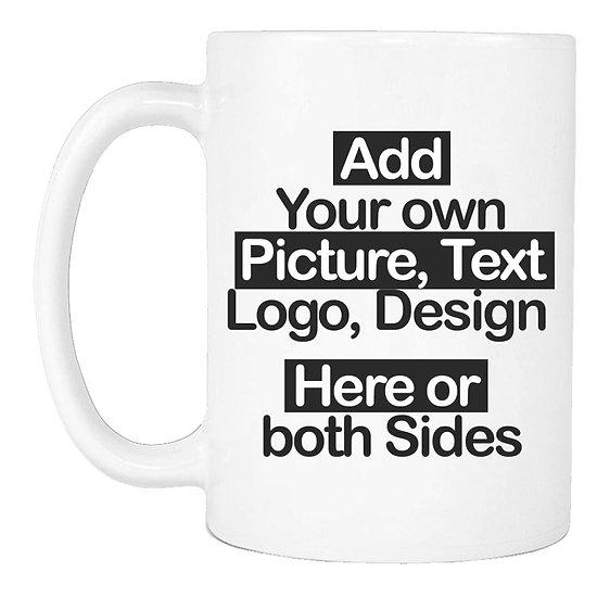 Personalised mug ( create your own mug)