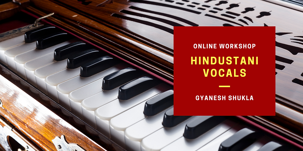 Hindustani Vocal Workshop