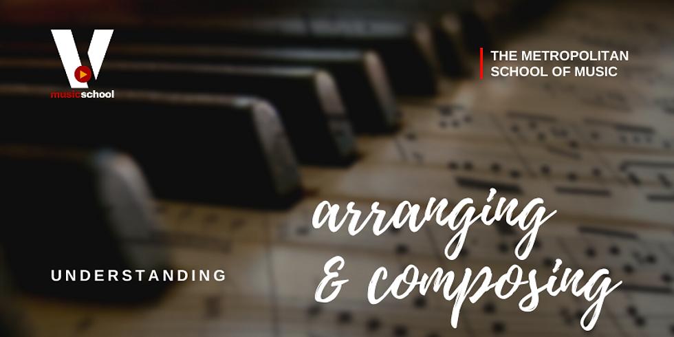 Understanding Arranging & Composing