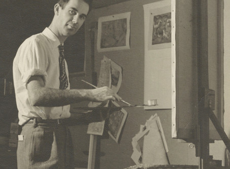 """Leaving A Beautiful Trace"" – Paul W. Wood, Artist – Part 1"