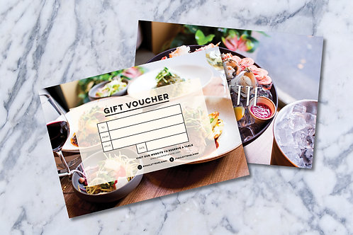 Paulette 75,00€ gift card