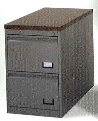 Archiveros de metal o madera de 2 gavetas MOAGV02