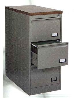 Archiveros de metal o madera de 3 gavetas MOAGV03