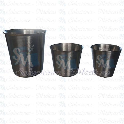 Vaso para medicamento 100 ml modelo AIVPM100ML