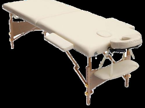 Mesa para masajes 2 secciones HC-M001