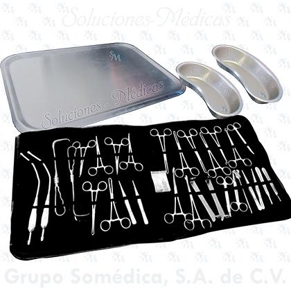 Cirugía pediátrica económico (48 piezas) INECPE48EC