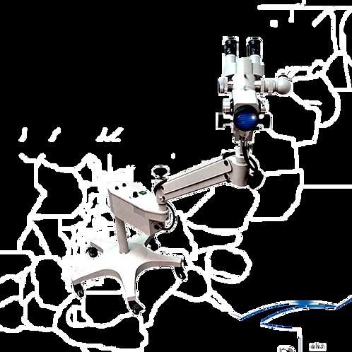 Colposcopio de brazo sin cámara