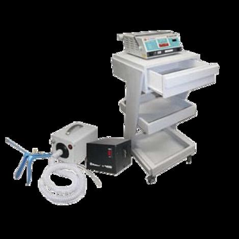 Set de electrocirugía 100w