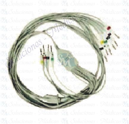 Cable para paciente modelo CPP