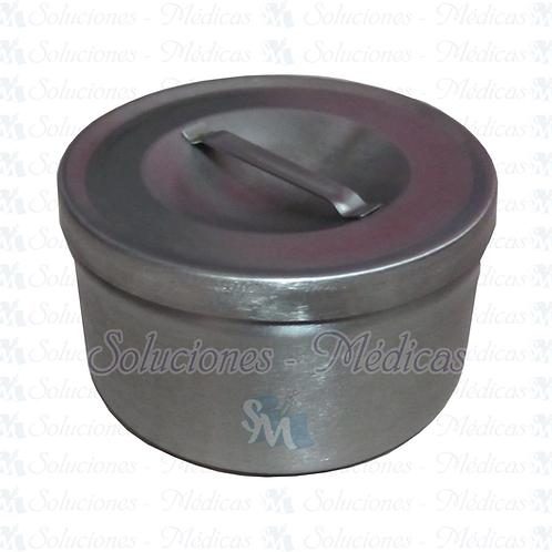 Torundero de acero inox 500ml AITOR02
