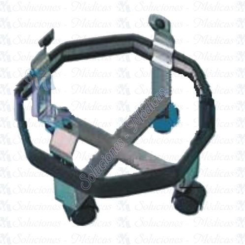 Porta cubeta sin cubeta modelo AIPORCUB01