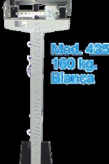 Bascula Mecánica con Estadiómetro 160kg EM-BB14