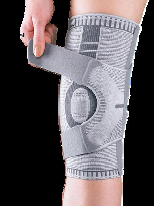 estabilizador de rodilla con almohadilla