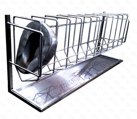 Anaquel porta cómodos de 5 divisiones MM-APC1
