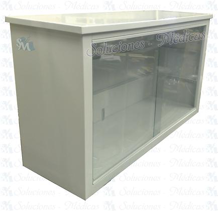 Vitrina de pared 35x100x60 modelo MMVPA01