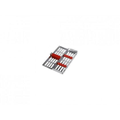 Charola para esterilizar instrumental con soporte interno K-A2