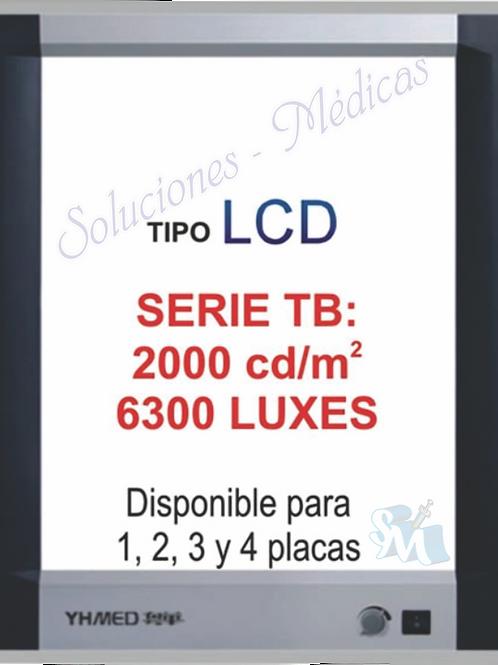 Negatoscopio con iluminación tipo LCD MMNELH01
