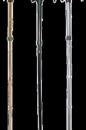 Bastón plegable de aluminio alemán adonizado