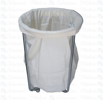Carro tánico para ropa con bolsa de manta MM-CTA1