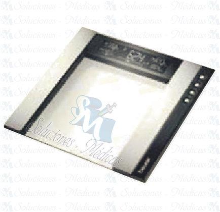 Bascula de diagnostico de vidrio de diseño BG55