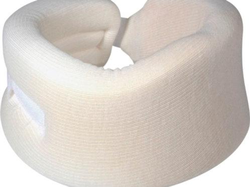 Collarín cervical perfil medio blanco/arena/azul