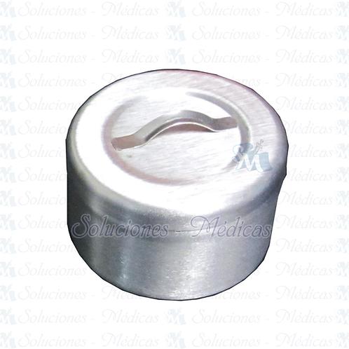 Torundero de acero inox 250ml AITOR01