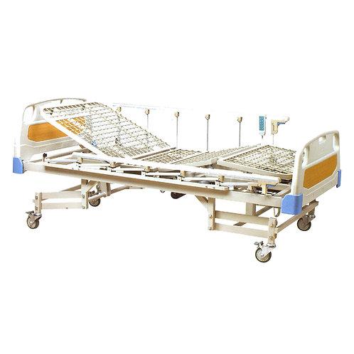 Cama hospital el�ctrica 5 posiciones cabeza pies altura trendelemburg K-C3238