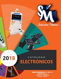 Catálogo con precios de Productos electronicos medicos