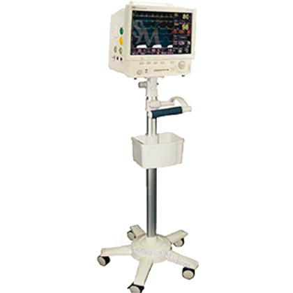 Monitor de Paciente Infunix comn canografo