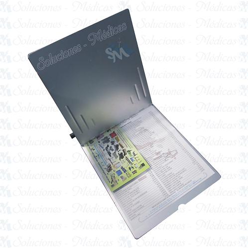 Carpeta porta expedientes modelo MM-CPEA
