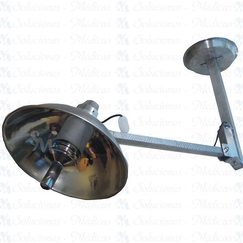 Lámpara de techo luz fría de 1 satélite AILAMTE01