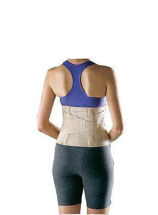 Faja para espalda femenina con dos varillas