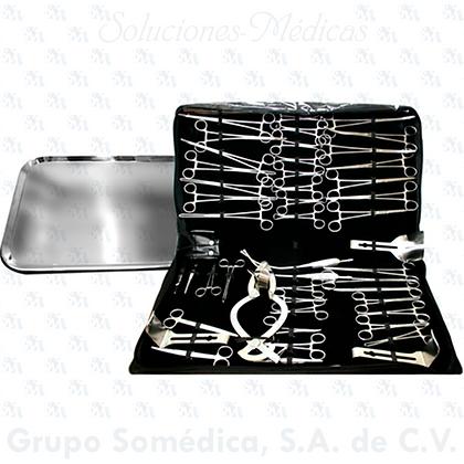 Cirugía mayor Premium (48 piezas) INECMA48HP