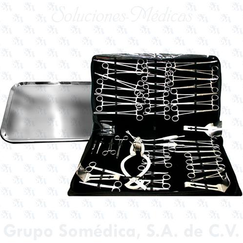 Cirugía mayor económico (48 piezas) INECMA48EC