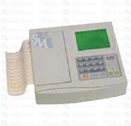 Electrocardiógrafo modelo CARDIPIA