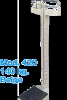 Bascula Mecánica con Estadiómetro 140kg EM-BB14