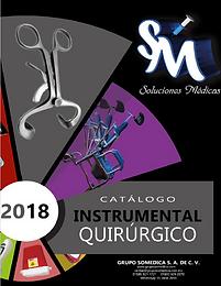 Catálogo con precios de instrumental quirurgico
