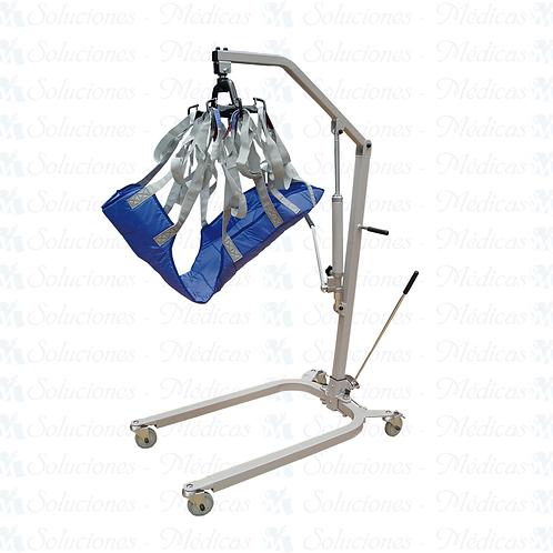 Elevador de paciente hidráulico