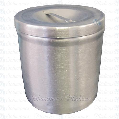 Algodonero de acero inox 1000ml AI-ALG1