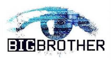 digitized Eye symbolizing Big Brothr 1984