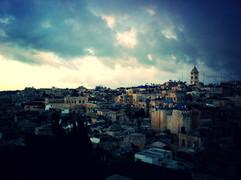 Israel/Palestine 2012