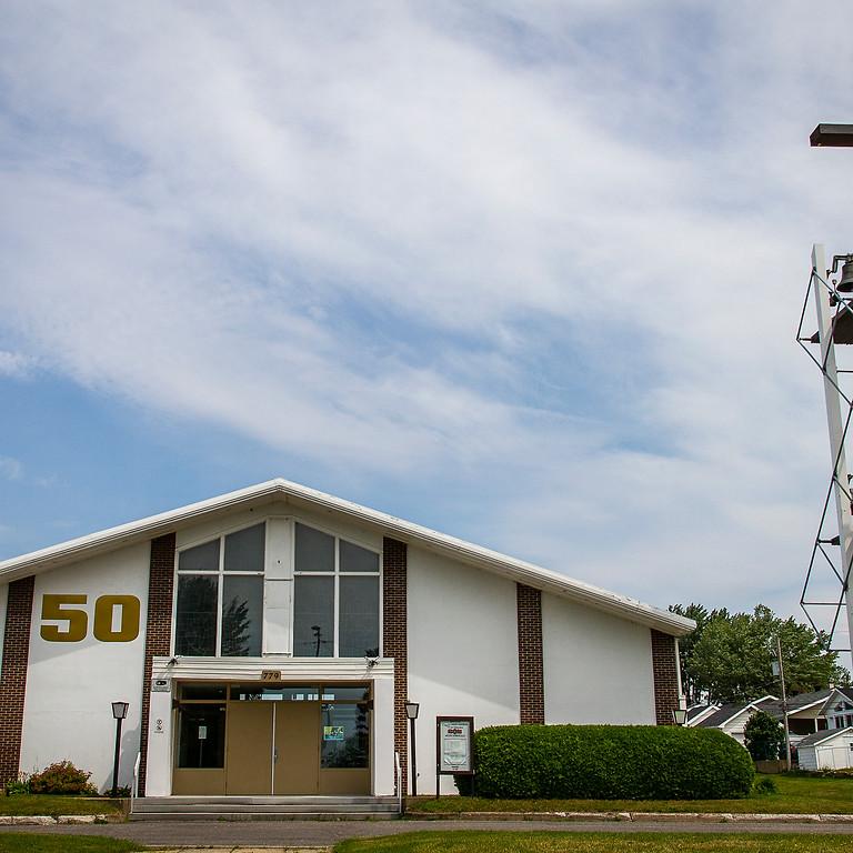 Messe du 27 juin 2021, 9 h, à Sainte-Gertrude
