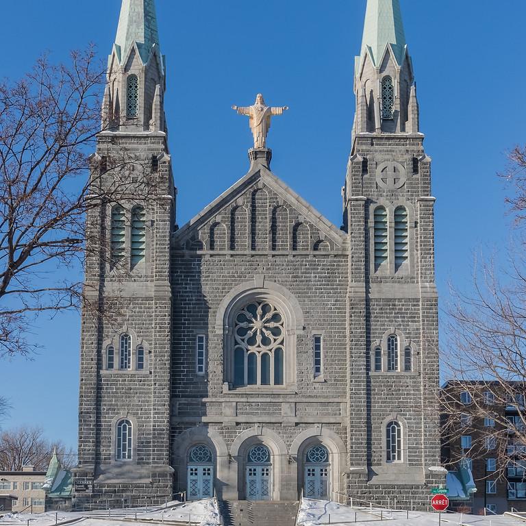 Messe du 26 juin 2021, à 16 h, à Saint-Ignace-de-Loyola