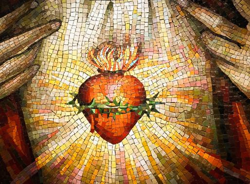 Sacré coeur de Jésus...