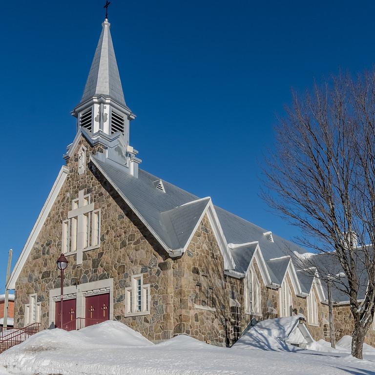 Messe du 27 juin 2021, 9 h, à Sainte-Brigitte-de-Laval