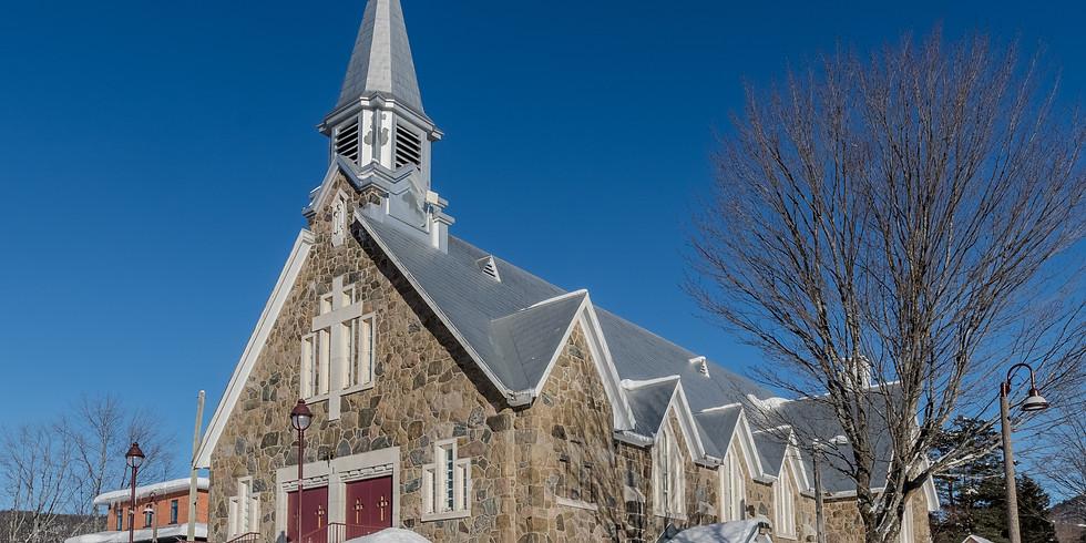 Messe du 13 juin 2021, 9 h, à Sainte-Brigitte-de-Laval