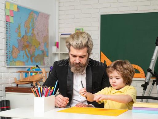 Accueillir un enfant et servir pour être le plus grand