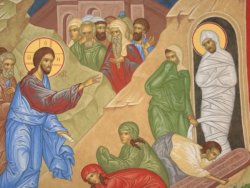 Capsule du 5e dimanche du Carême
