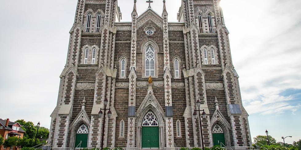 Messe du 13 juin 2021, à 11 h La Nativité-de-Notre-Dame