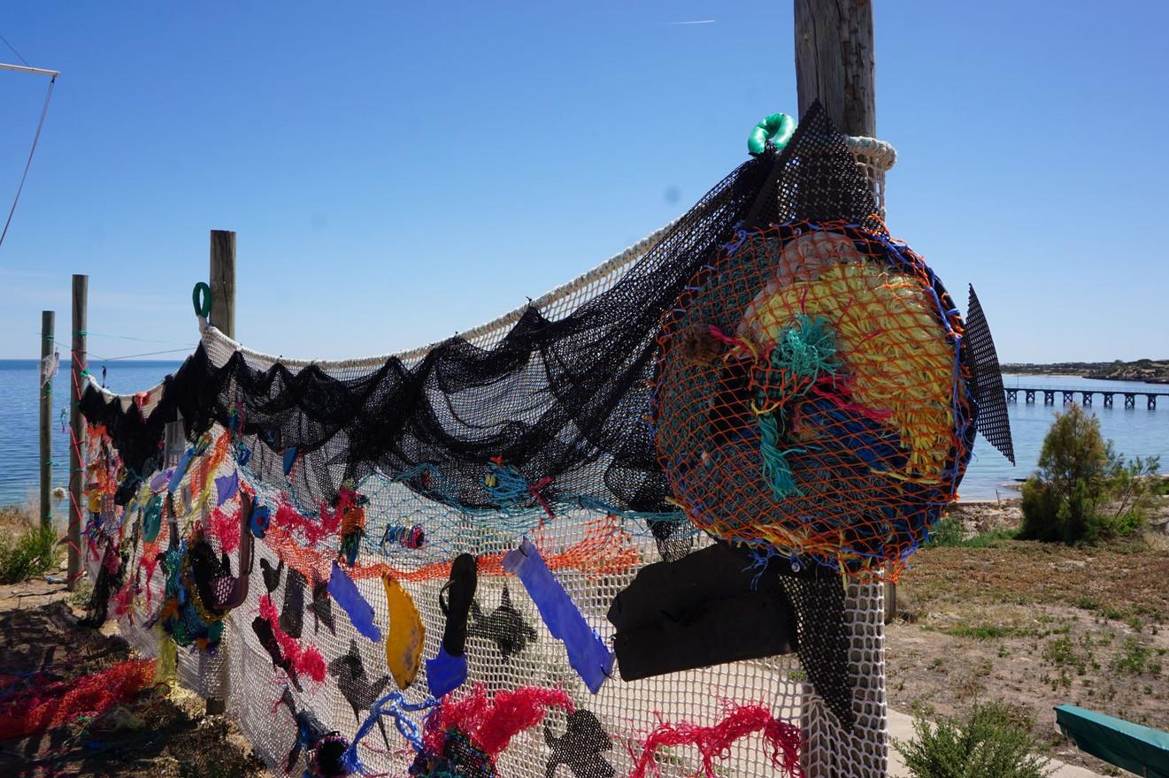 PRIMAL: Ephemeral Eco Art Residency lead by creatives Pam Diment & Sherrie Jones Image credit: Stella Goosay